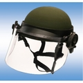 Military Police Riot Face Shields - DK6-X.250AFS
