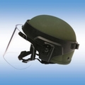 Military Police Riot Face Shields - DK7-X.250