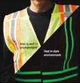 MN8 Foxfire Photoluminescent (Glow In The Dark) Zipper Safety Vest