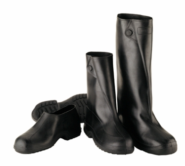 Natural Rubber Work Overshoes
