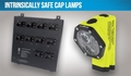 Night Stick Intrinsically Safe Cap Lamps