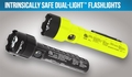 Night Stick Intrinsically Safe Dual-Lights