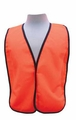 Non-Reflective Safety Vests-Tight Mesh