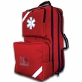 O2 AED TRAUMA BACKPACK