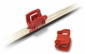 One T-Clip for ZipWall Foam Rail cross bar