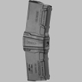 OPPOSITE MAGAZINE COUPLER FOR TWO 10RD ULTIMAG MAGAZINES WITH TWO ULTIMAGS
