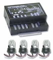 Star SVP OPTIMAX 75 Watt Remote Strobe Kit