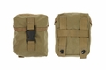 Outside Front Pocket with Flap