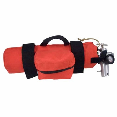 Oxygen Cylinder Sleeve With Pouch