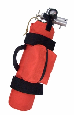 "Oxygen ""D"" Cylinder Sleeve (with Pocket)"