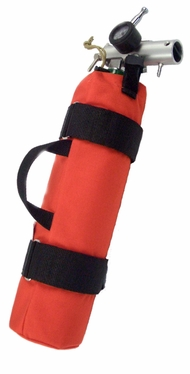 "Oxygen""D"" Cylinder Sleeve (No Pocket)"