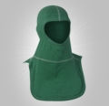 Majestic Apparel PAC II Specialty Hood in Emerald Green