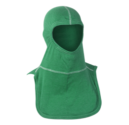 Majestic Apparel PAC II Specialty Hood in Hulk Green