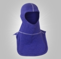 Majestic Apparel PAC II Specialty Hood in Purple