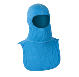 Majestic Apparel PAC II Specialty Hood in Turquoise