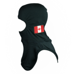 Majestic Apparel PAC II Specialty Hood with Canadian Flag