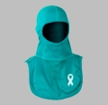 Majestic Apparel PAC II Specialty Hood with Ovarian Cancer Ribbon