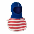 Majestic Apparel PAC II Specialty Hoods- Captain America