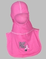 PAC II Specialty Hoods for a Cure Logos