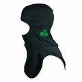 Majestic Apparel PACII Shamrock in Black Embroidered