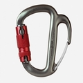 Petzl FREINO carabiner, auto-locking with friction spur