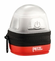Petzl NOCTILIGHT protective carry case for compact lamps, for use as a lantern