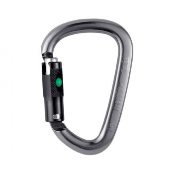 Petzl WILLIAM H-frame carabiner
