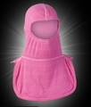 Majestic Apparel Pink PAC II Firefighting Hood