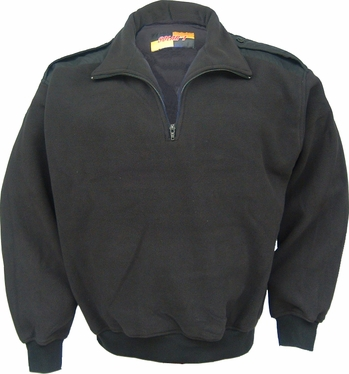 Polar Fleece Pullover Sweater for Police and Security