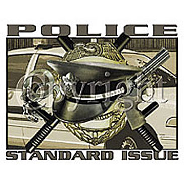 Police Standard Issue