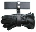Boston Leather Policeman's Leather Glove Strap
