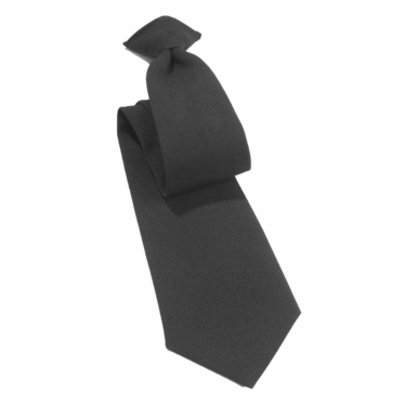 "Polyester 3"" Clip On Uniform Tie"