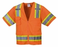 Portwest Aurora Sleeved Hi-Vis Vest