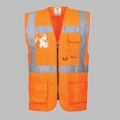 Portwest Berlin Executive Hi-Vis Vest