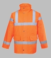 Portwest Hi-Vis Traffic Jacket
