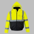 Portwest Hi-Vis Value Bomber Jacket