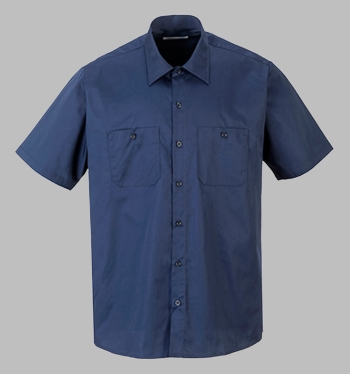 Portwest Industrial Work Shirt  S/S