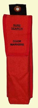 Pouch For Double Door Markers holds 24
