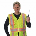 Premium Mesh 5 Point Break-away Public Safety Vest