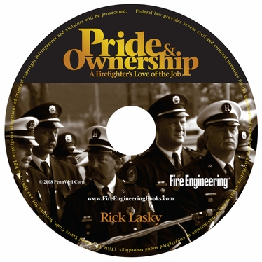 Pride & Ownership: A Firefighter's Love of the Job -- Audio Book (Standard Format)