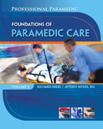 Professional ParamedicL Vol 1 Found Paramedic Care - Study Guide