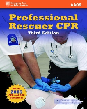 Professional Rescuer CPR, Third Edition
