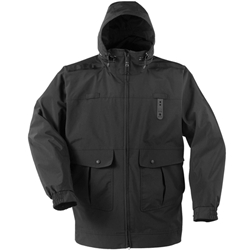PROPPER Defender™ Gamma Long Rain Duty Jacket with Drop Tail