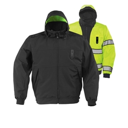 PROPPER Defender™ Halo II Reversible Hi-Vis Duty Jacket