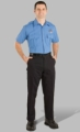 Public Safety Shirts of Nomex - Short Sleeve