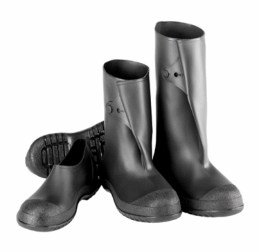 PVC Work Overshoes