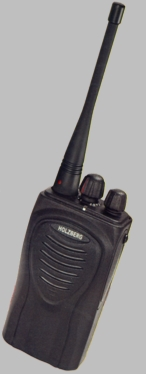 PX-555 Compact Professional Portable Two-Way Radio FM Transceiver