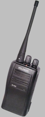 PX-666 Compact Professional Portable Two-Way Radio FM Transceiver