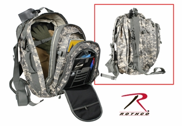 Rothco Army Digital Camo Move Out Tactical/Travel Bag