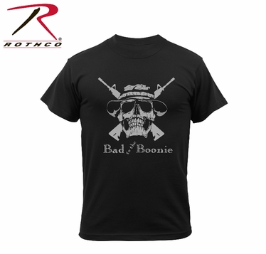 Rothco Bad To The Boonie T-shirt